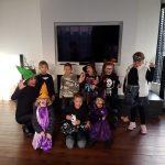 Halloween speurtocht 5 – 7 jaar